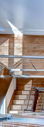 Modern Stairway | Cherry Creek North Denver, CO