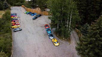 Lamborghini Corporate Retreat at Blackstone Rivers Ranch