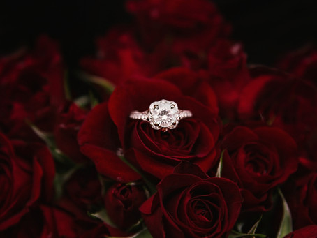 GORGEOUS STONE IDEAS FOR AN ENGAGEMENT RING