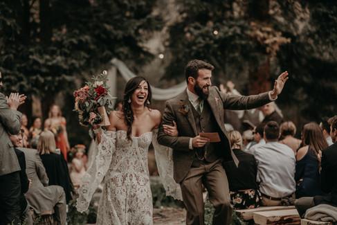 Stunning Boho Wedding at Blackstone Rivers Ranch