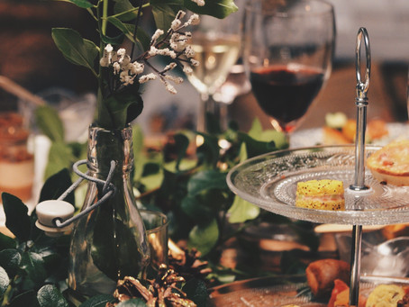 PLANNING A CHRISTMAS-THEMED WEDDING? HERE ARE SOME IDEAS!