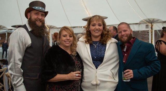 Historical Society of Idaho Springs Annual Gala 2018 at Blackstone Rivers Ranch 16