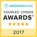 BLACKSTONE RIVERS RANCH RECEIVES 2017 COUPLES' CHOICE AWARD!