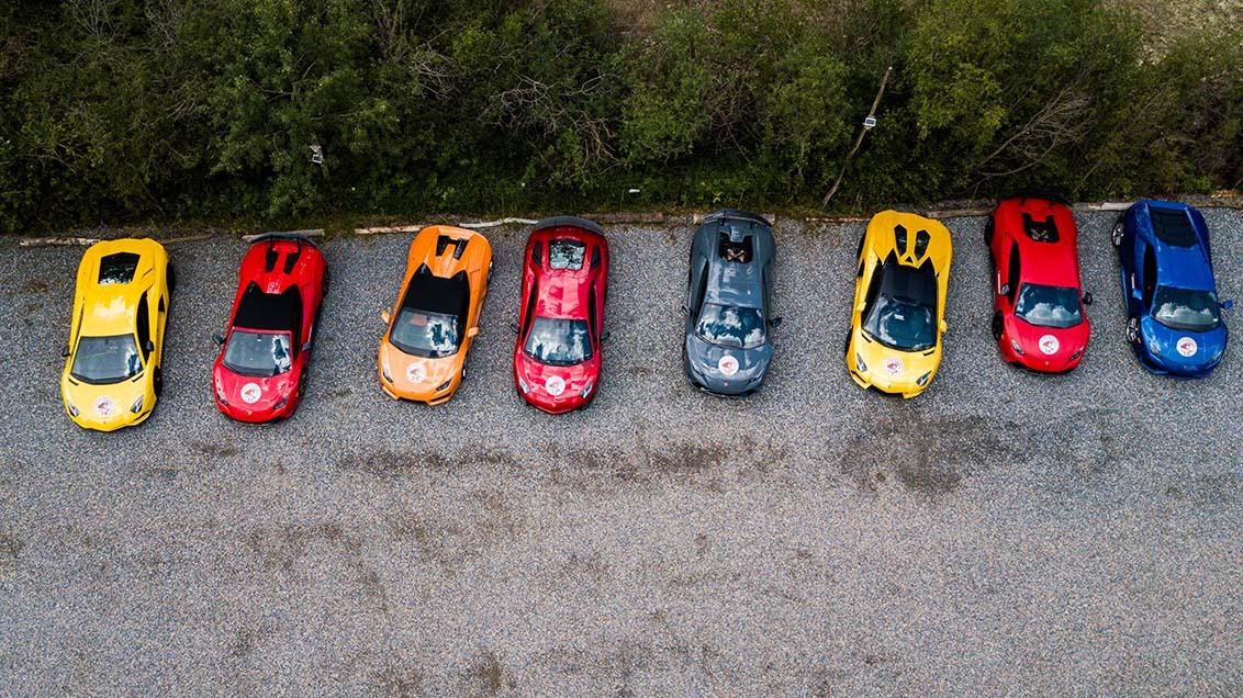 Lamborghini Retreat at Blackstone Rivers Ranch 10