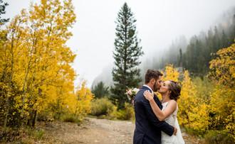 Aspen Fall Colors at Blackstone Rivers Ranch