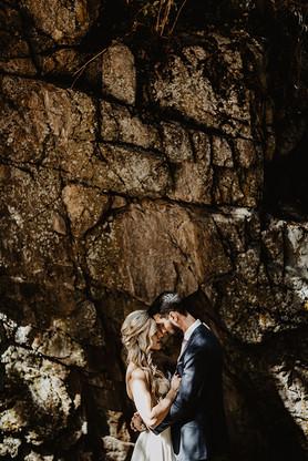 Stone Wall Love at Blackstone Rivers Ranch
