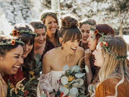 YOUR MAID OF HONOR WILL LOVE THESE HAIRDO IDEAS!
