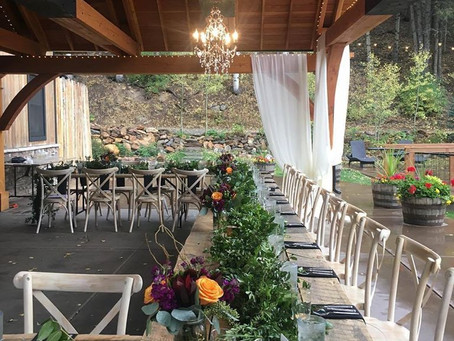 YES! You can still host a dream Colorado riverfront wedding during COVID-19!