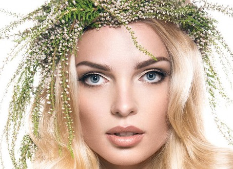 GORGEOUS FLORAL ALTERNATIVES TO THE TRADITIONAL WEDDING VEIL LEAVE YOU LOOKING ANGELIC