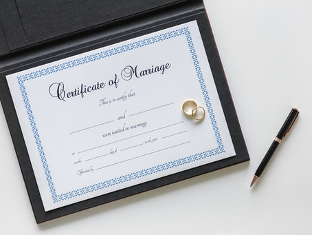 WEDDING TIPS: CHANGING YOUR NAME