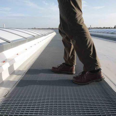 Anti-Slip walkway