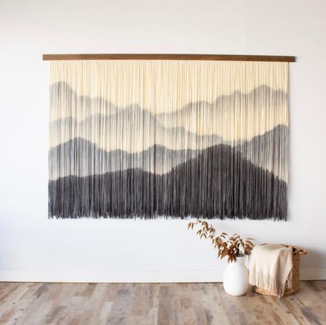 Fogged Mountains