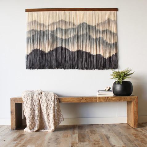 Fogged Mountains 5x3