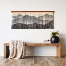 Fogged Mountains 5x2