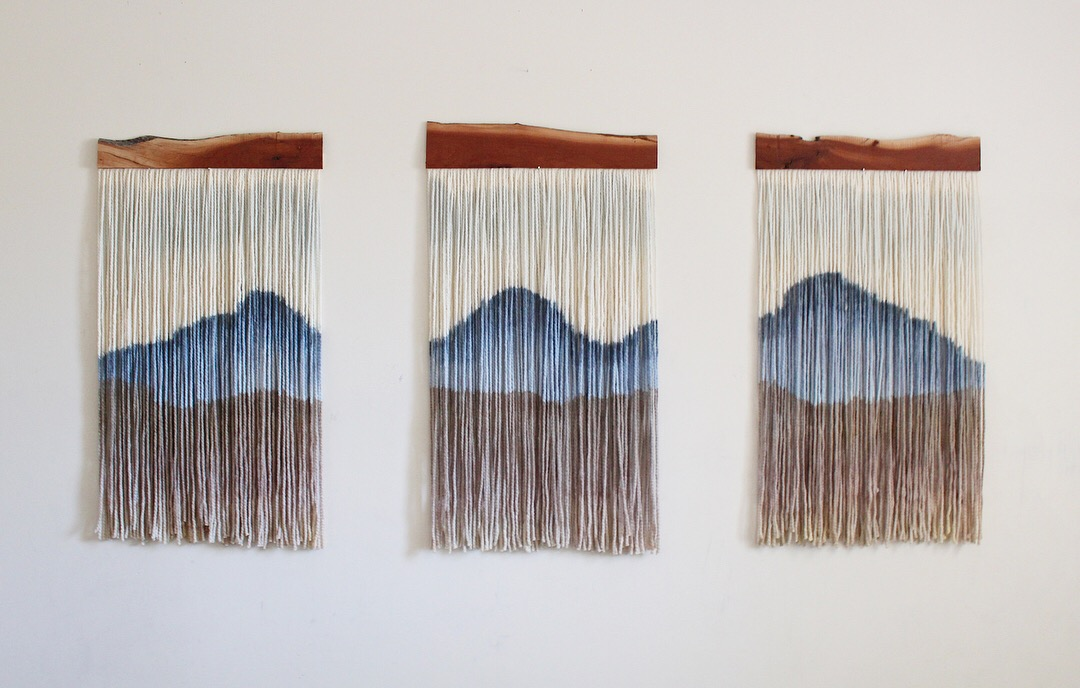 Triptych Mountain