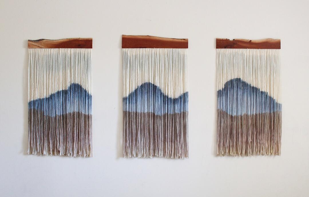 Triptych Mountain
