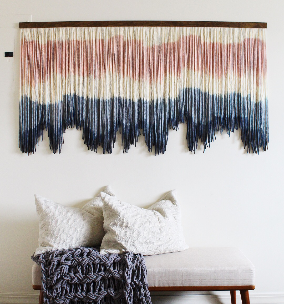 Calming Rigid - Blush and Navy