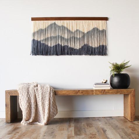 Fogged mountains 4x2