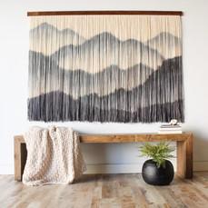 Fogged Mountains 6x4
