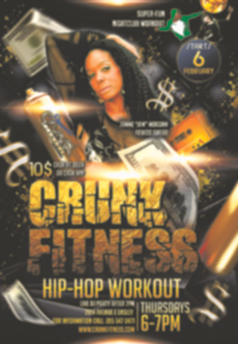 Crunk Fitness Ensley AL