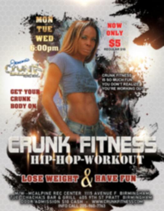 Crunk Fitness MTW