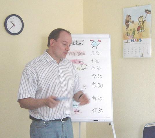 Der Zeitmanager 2003
