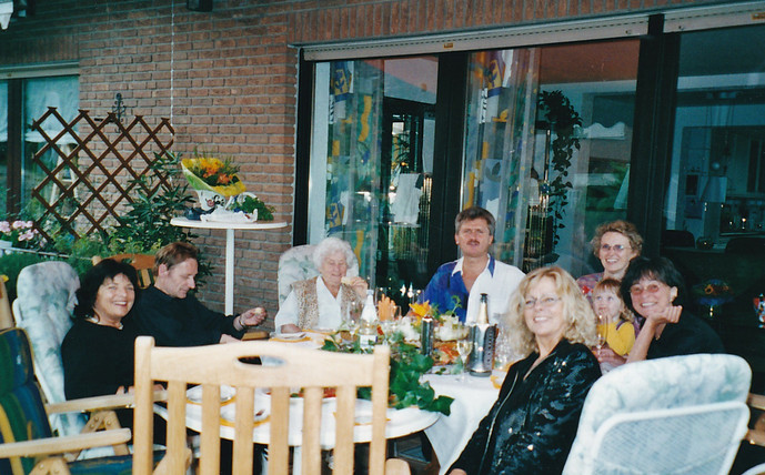 Christins Geburtstag 2001