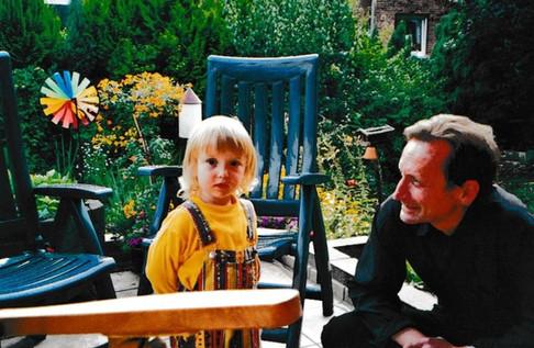 Luisa und Rainer 2001