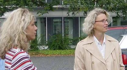 Mechtild und Juliane 2003