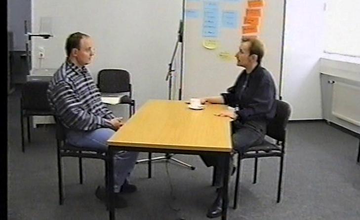 Uwe und Rainer 1998