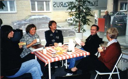 Rainer  bei IKARUS 2005