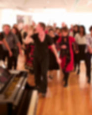 private dance functions