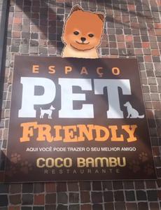 pet friendly coco bambu
