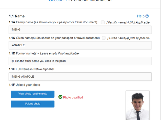 How to fill in the China Work (Z) Visa application form in the UK, Australia, Canada in 2020