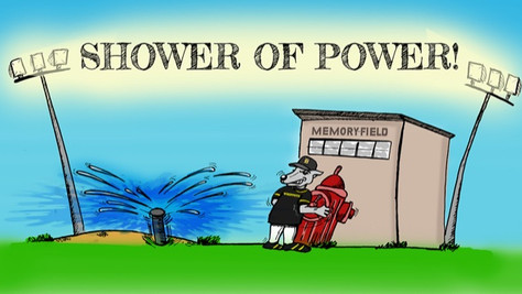 """""""Shower of Power"""" Aktion!"""