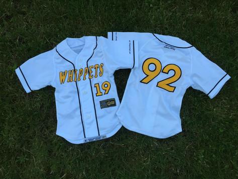 Whippets finden Sponsor für T-Ball Jerseys!