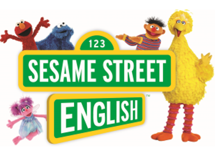 Seasame Street English Program