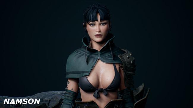 fem-ninja-armor-3D-model-01-by-namson-di