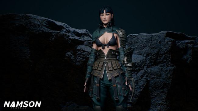 fem-ninja-armor-3D-model-04-by-namson-di