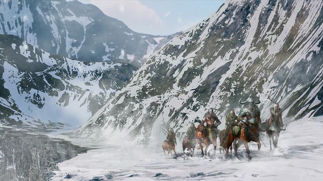 centaur-troop-on-snow-mountain-concept-a