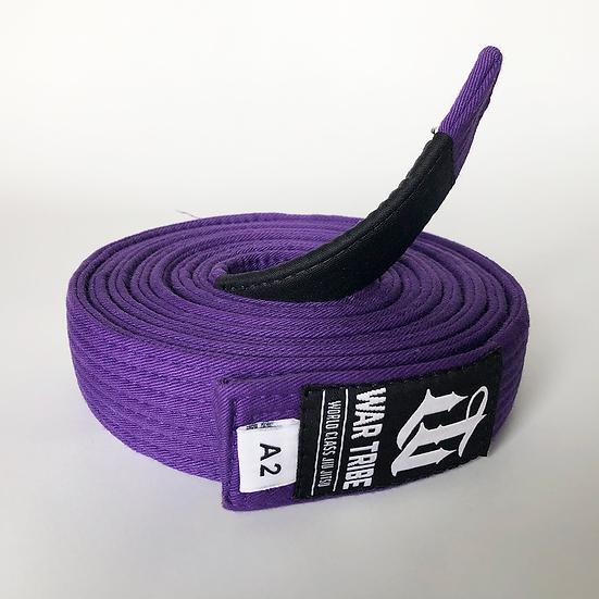 War Tribe Purple Belt