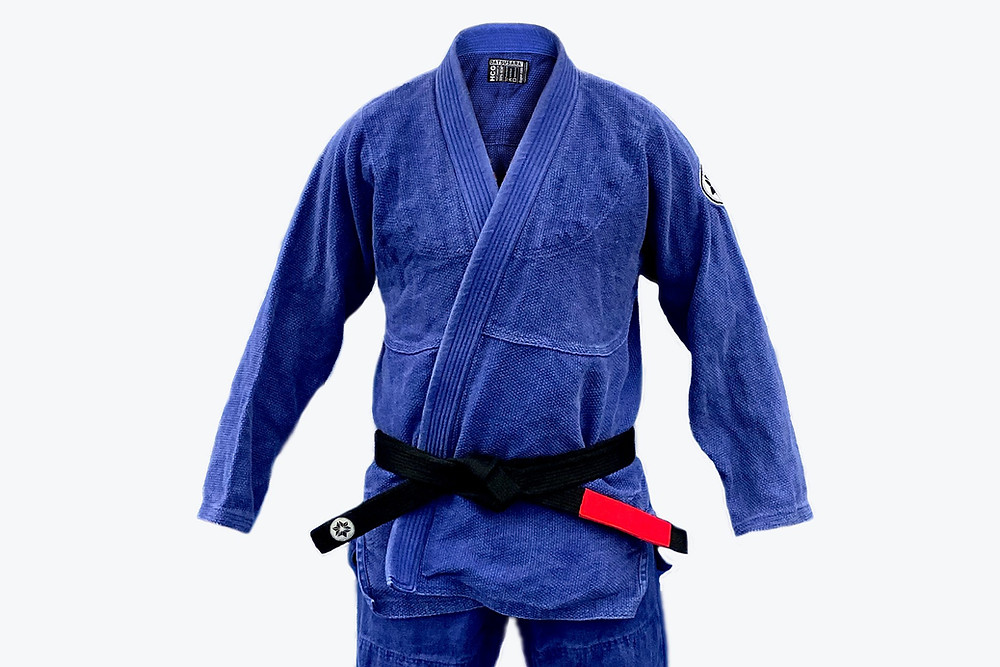Bjj and jiu jitsu gi blue colour in Australia by Datsusara