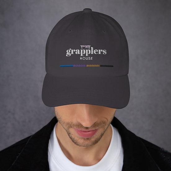 Logo Inverse Dad Hat