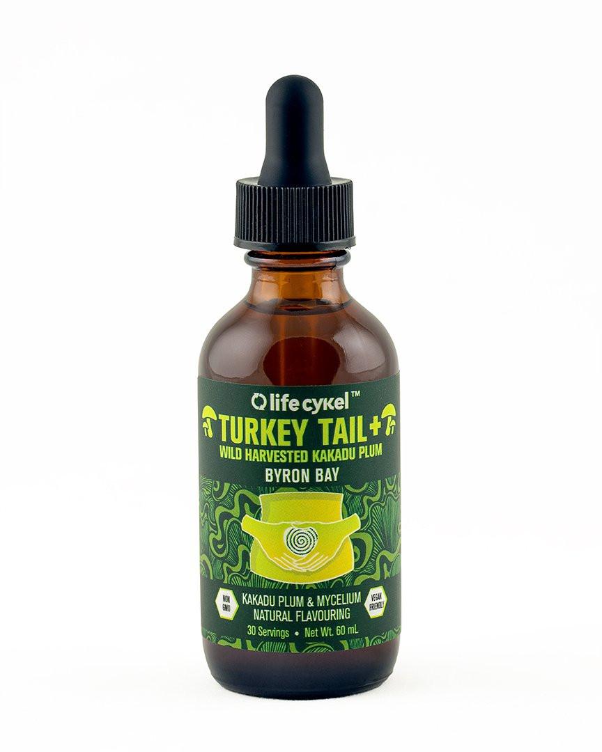 Buy best Turkey Tail Mushroom Extract in Australia