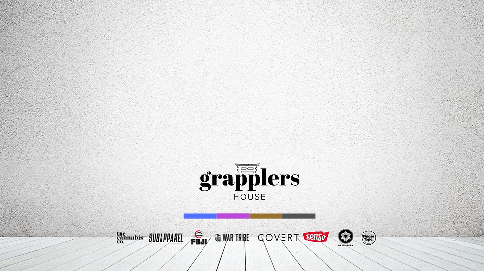 FREE GRAPPLERS HOUSE TEE WHEN YOU PURCHASE ANY GI FROM THE WAR TRIBE ELEVATE COLLECTION (2