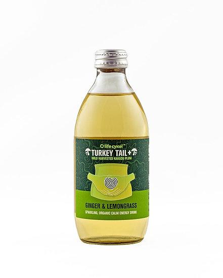 LIFECYKEL ORGANIC SPARKLING CALM ENERGY DRINK 12 PACK