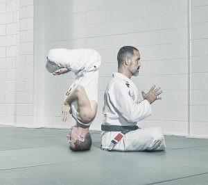 Jiu Jitsu Relaxation