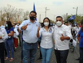 Aceptan las propuestas de Alma Reyes, Paco Sánchez y Omar Sedano en Texcalpan de Atlatlahucan.