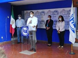 Llama el Partido Acción Nacional a líderes sociales y militantes a conformar la Plataforma Política.