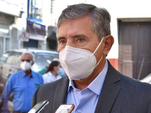 José Luis Urióstegui alista plan de seguridad pública